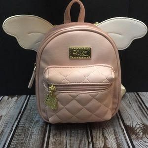BNWT LUV BETSEY FLUTTER WING MINI BACKPACK